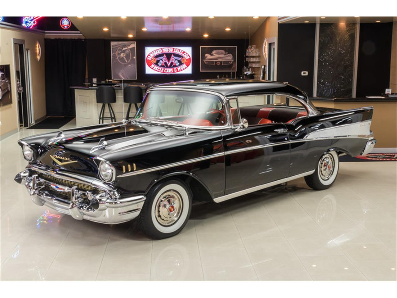 Large Picture of Classic 1957 Chevrolet Bel Air - M90R