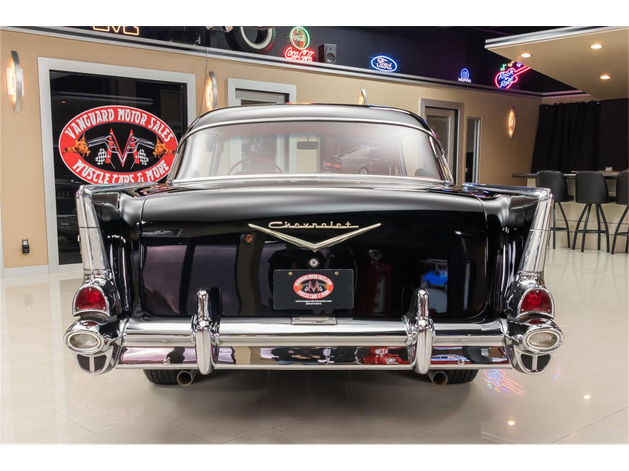 Large Picture of Classic 1957 Bel Air Offered by Vanguard Motor Sales - M90R