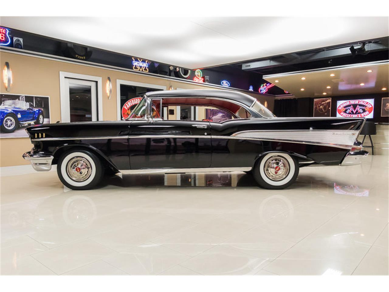 Large Picture of Classic 1957 Chevrolet Bel Air Offered by Vanguard Motor Sales - M90R