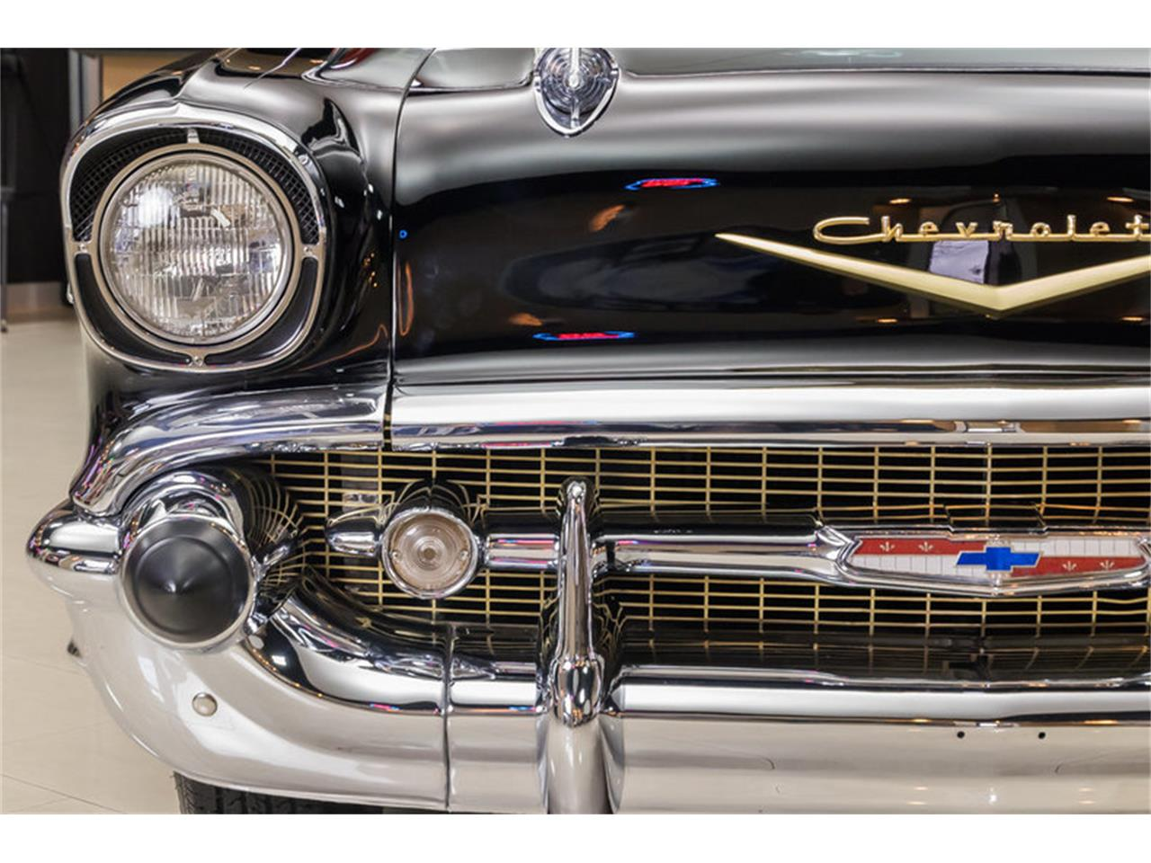 Large Picture of Classic 1957 Chevrolet Bel Air located in Michigan Offered by Vanguard Motor Sales - M90R