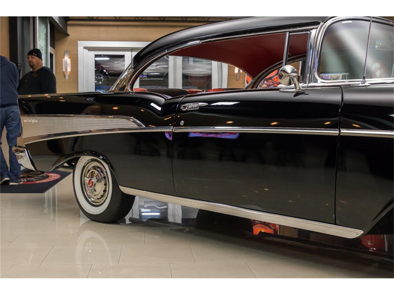Large Picture of 1957 Chevrolet Bel Air located in Plymouth Michigan - M90R
