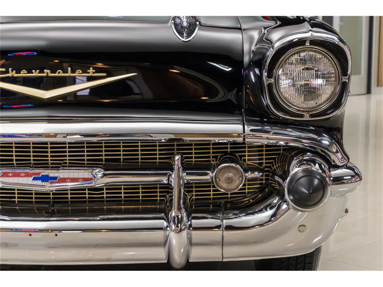 Large Picture of Classic '57 Chevrolet Bel Air located in Michigan - $59,900.00 Offered by Vanguard Motor Sales - M90R