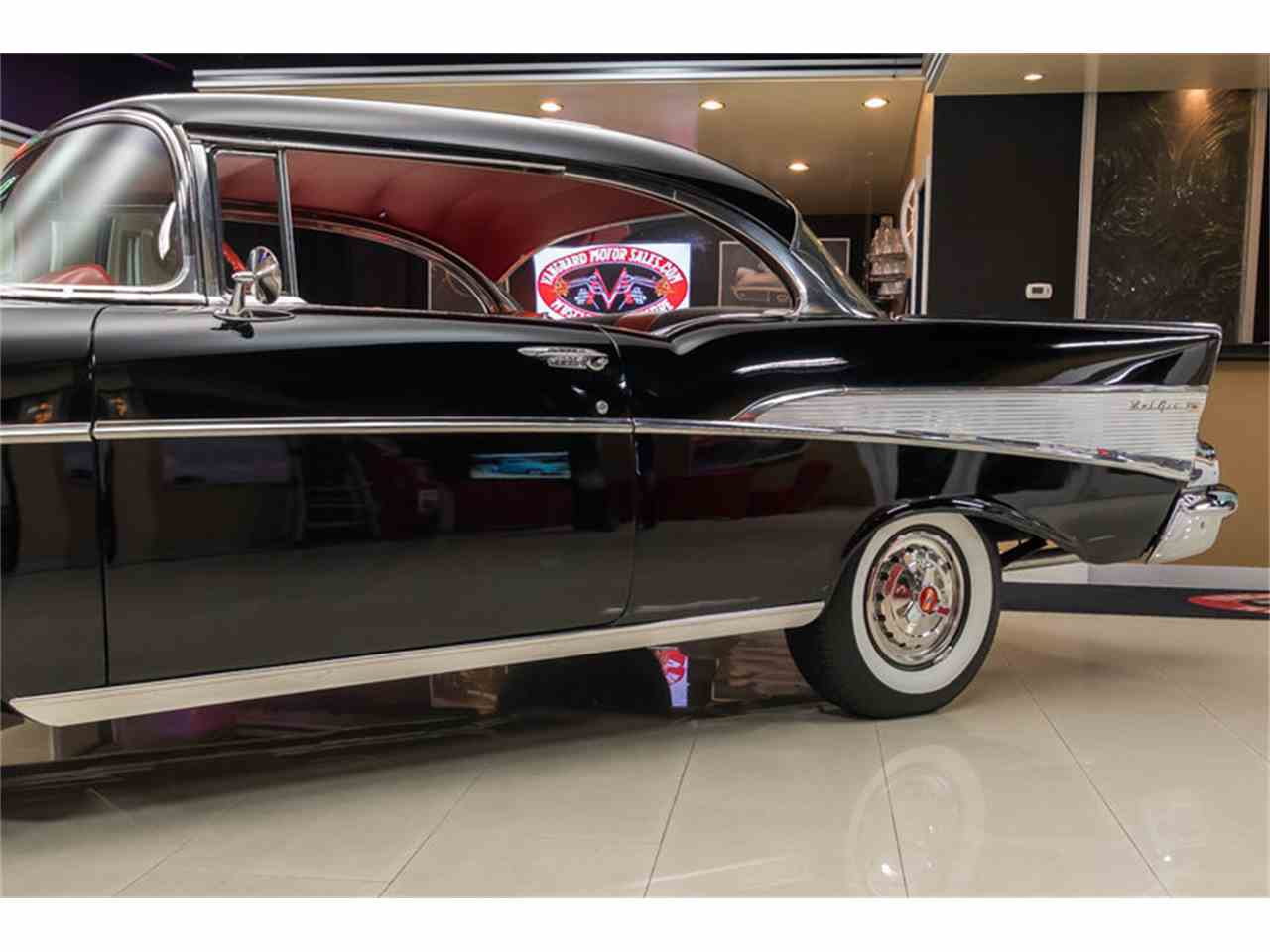 Large Picture of '57 Bel Air - M90R