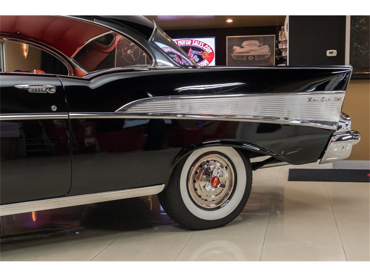 Large Picture of '57 Chevrolet Bel Air - $59,900.00 Offered by Vanguard Motor Sales - M90R