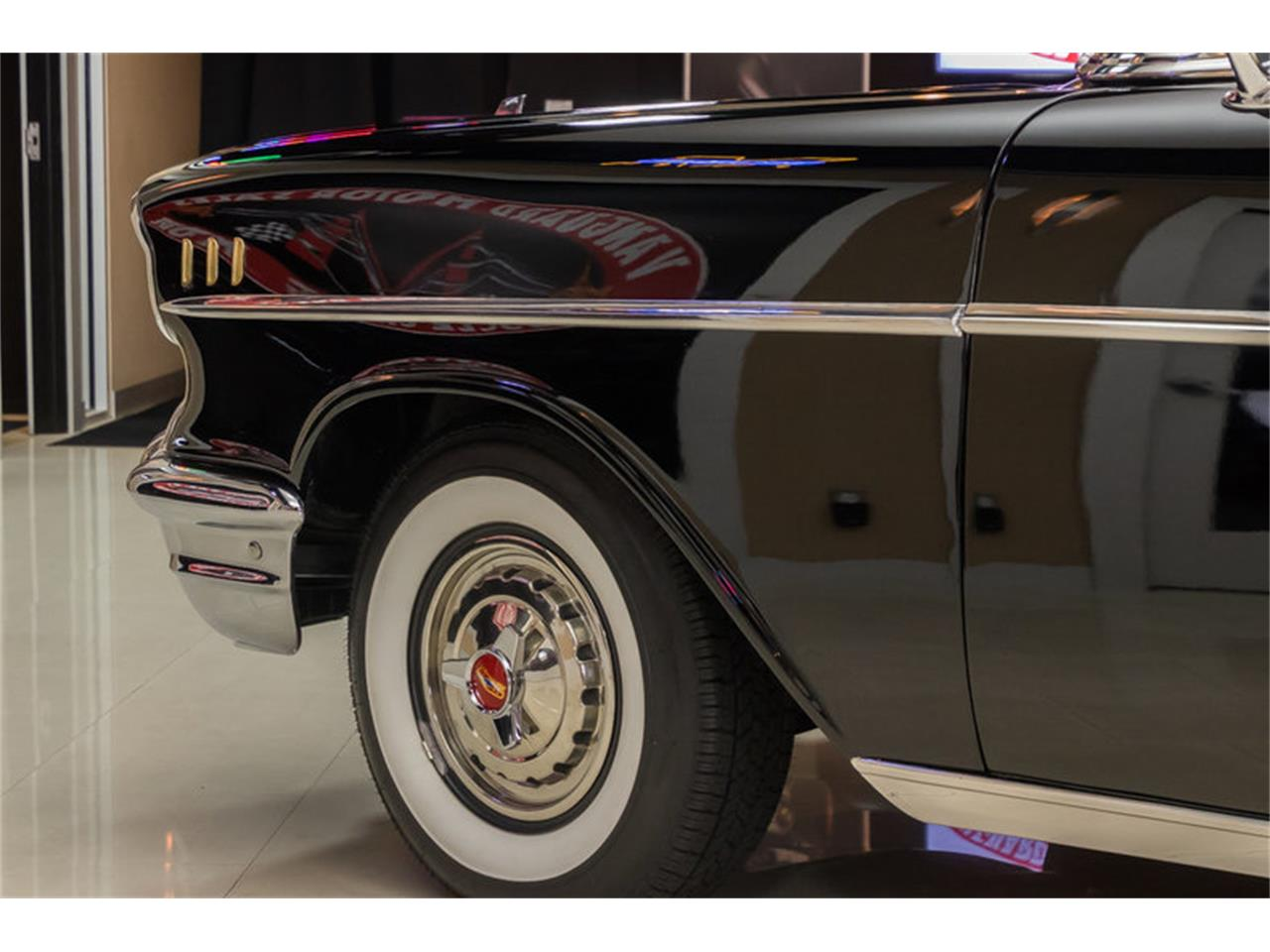 Large Picture of 1957 Bel Air located in Michigan Offered by Vanguard Motor Sales - M90R