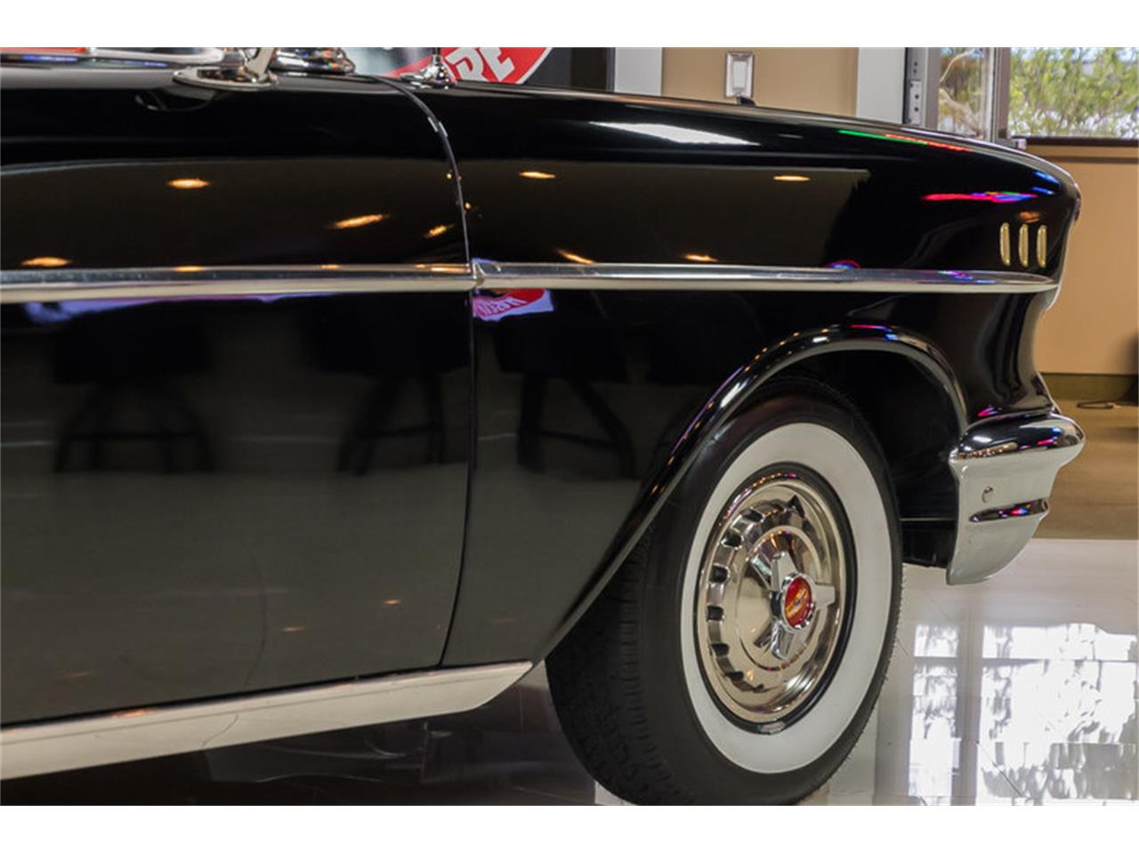 Large Picture of 1957 Bel Air located in Plymouth Michigan - $59,900.00 Offered by Vanguard Motor Sales - M90R