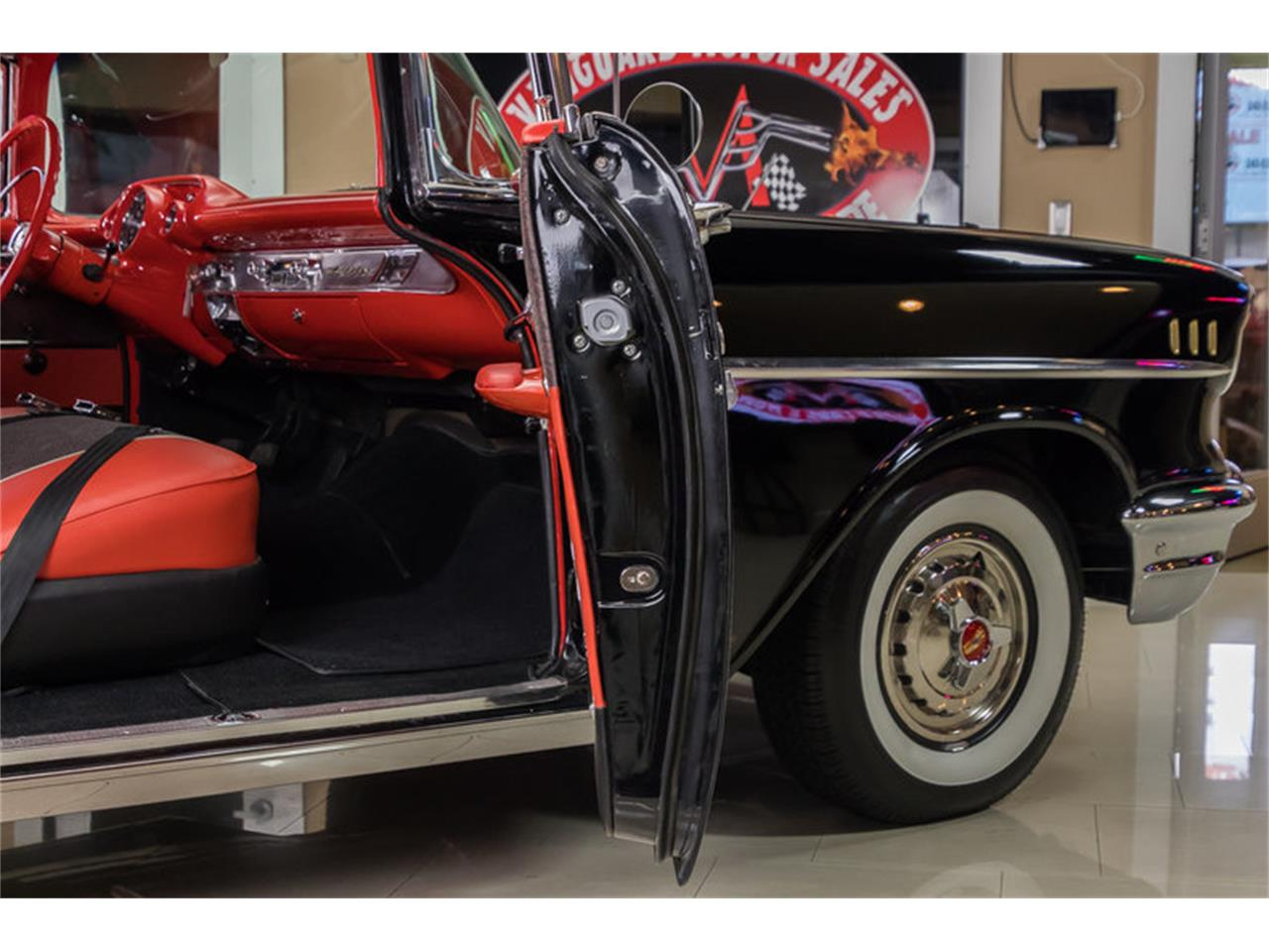 Large Picture of Classic '57 Bel Air - $59,900.00 Offered by Vanguard Motor Sales - M90R