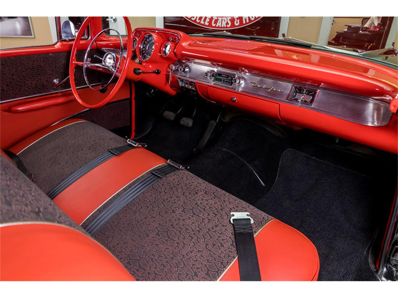 Large Picture of Classic 1957 Chevrolet Bel Air located in Plymouth Michigan - M90R