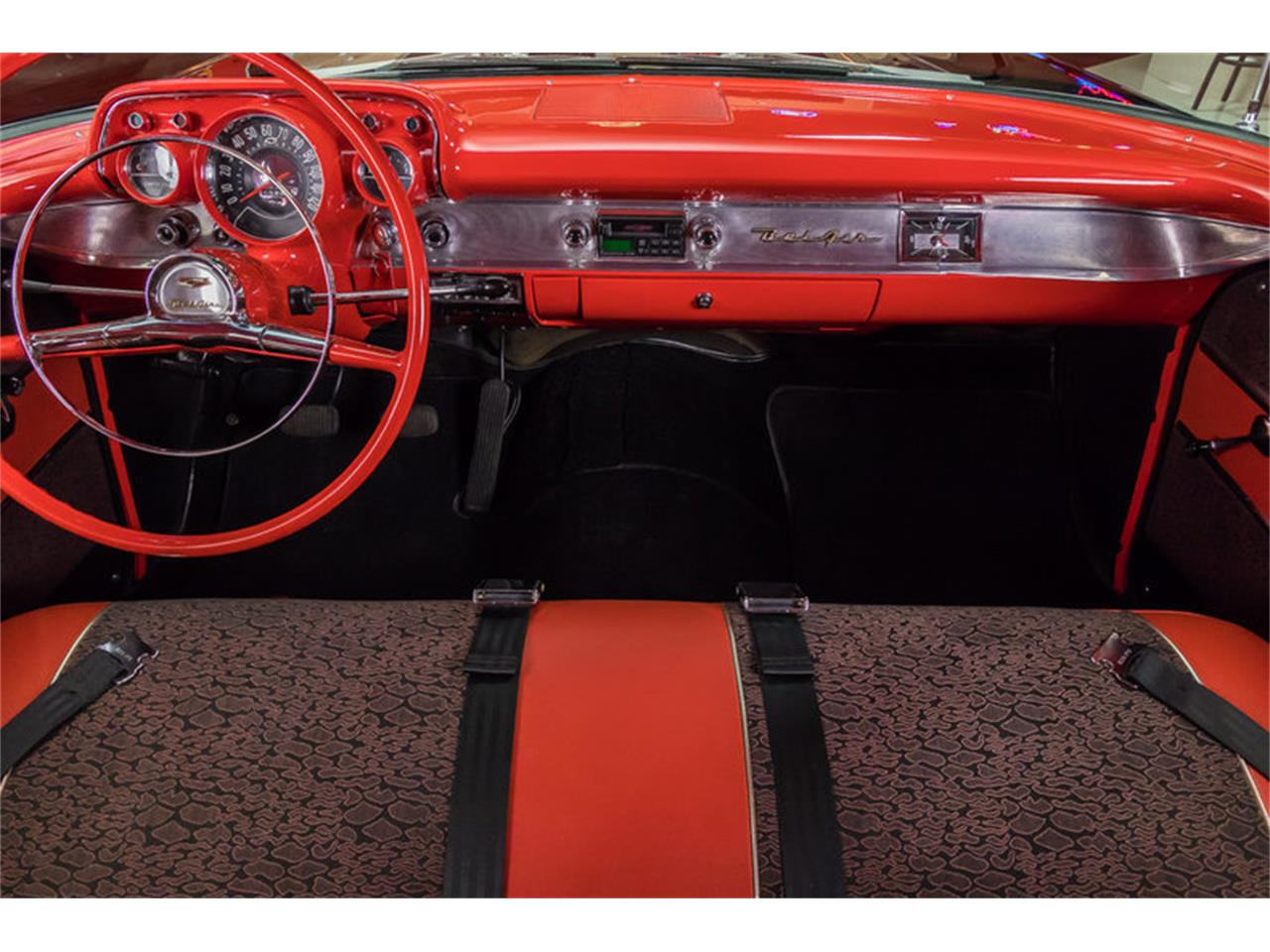 Large Picture of '57 Bel Air located in Plymouth Michigan - $59,900.00 - M90R