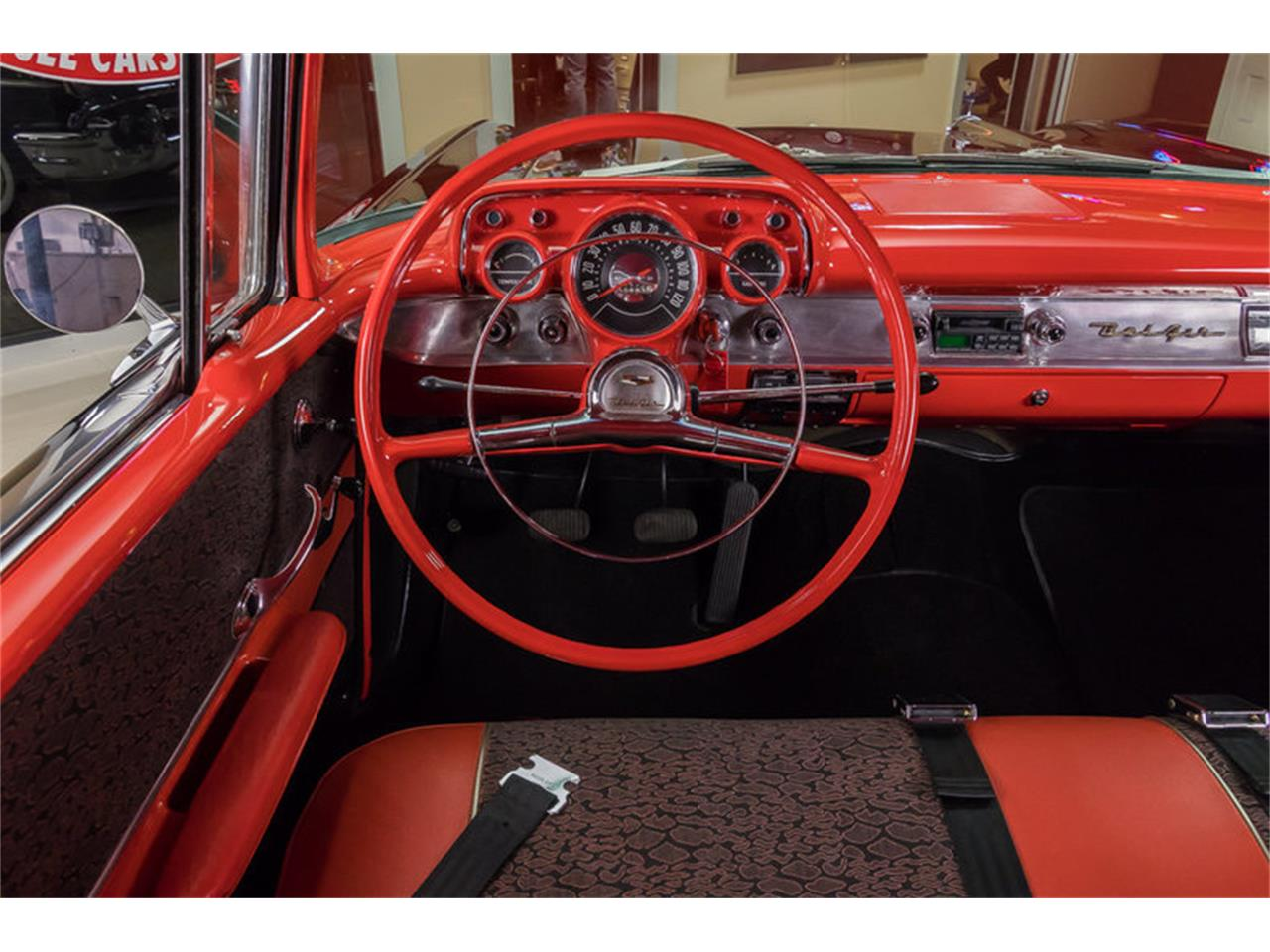 Large Picture of Classic '57 Bel Air Offered by Vanguard Motor Sales - M90R