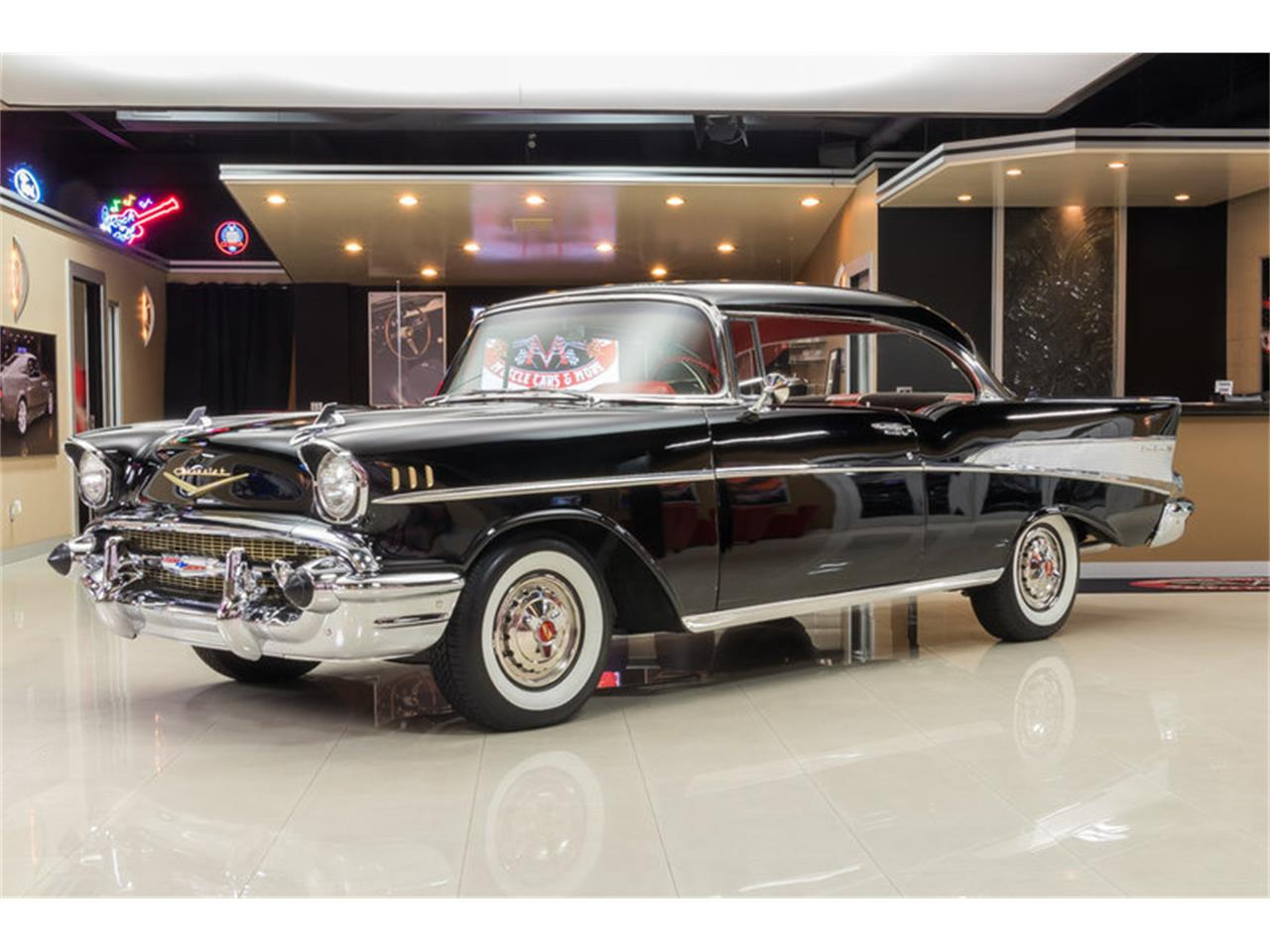 Large Picture of Classic '57 Bel Air located in Michigan - $59,900.00 Offered by Vanguard Motor Sales - M90R