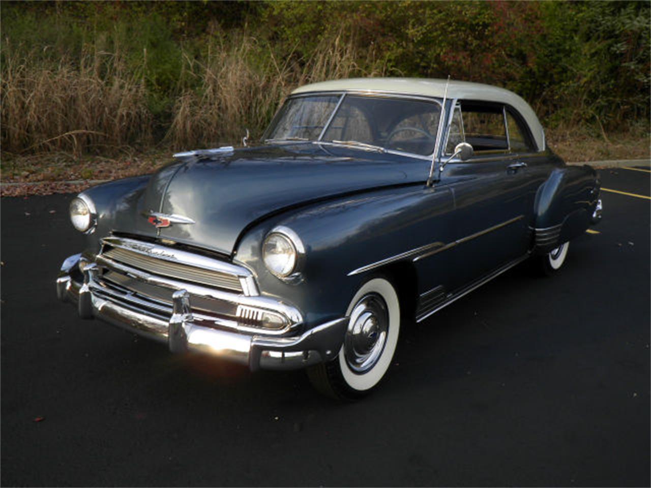 1951 Chevrolet Styleline Deluxe For Sale Cc 1038147 2 Door Hardtop Large Picture Of 51 M91f