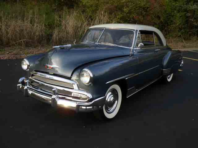 Picture of '51 Chevrolet Styleline Deluxe - $39,900.00 Offered by  - M91F