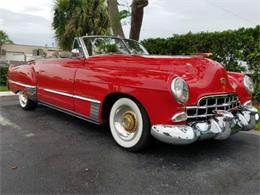 Picture of Classic '48 Cadillac Series 62 located in Linthicum Maryland - $110,000.00 Offered by Universal Auto Sales - M91M