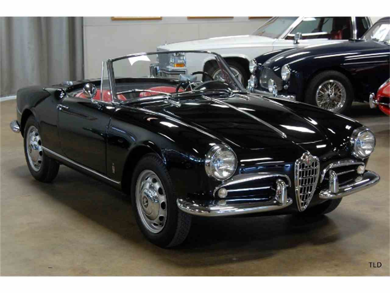 1959 alfa romeo giulietta for sale cc 1038155. Black Bedroom Furniture Sets. Home Design Ideas