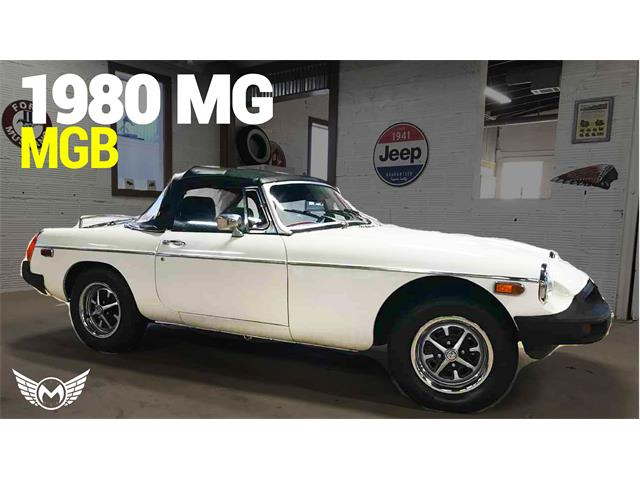 Picture of '80 MGB - M3DU