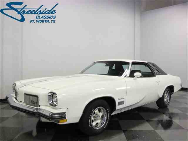 Picture of '73 Cutlass Supreme - M92K