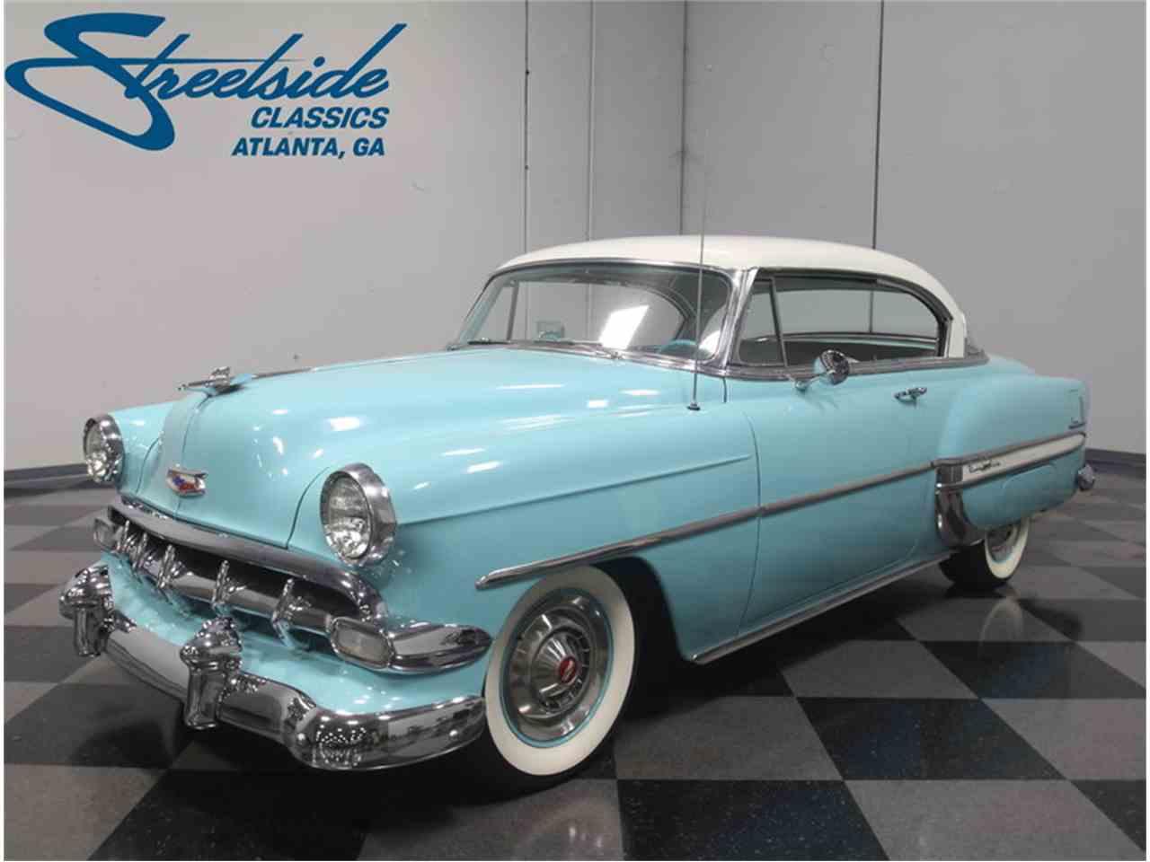 1954 Chevrolet Bel Air for Sale | ClicCars.com | CC-1038189