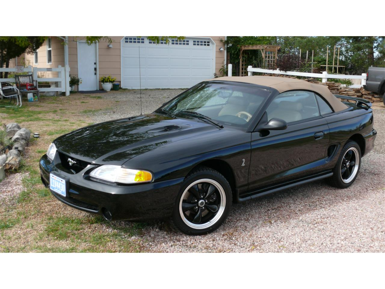 Large picture of 1997 ford mustang cobra offered by a private seller m3dx