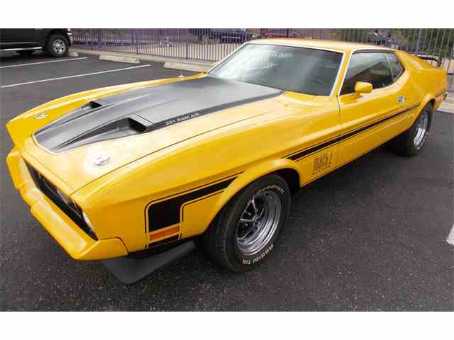 Picture of '72 Mustang Mach 1 - M93P