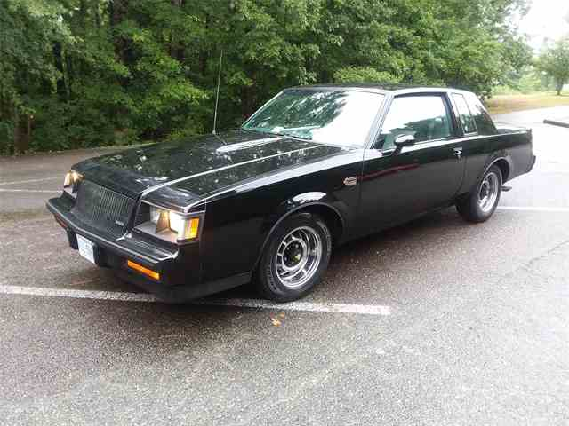 Picture of '87 Grand National - M93Q