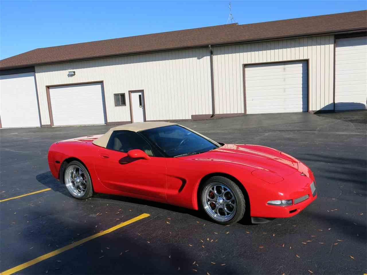 Large Picture of '99 Corvette - M93Y