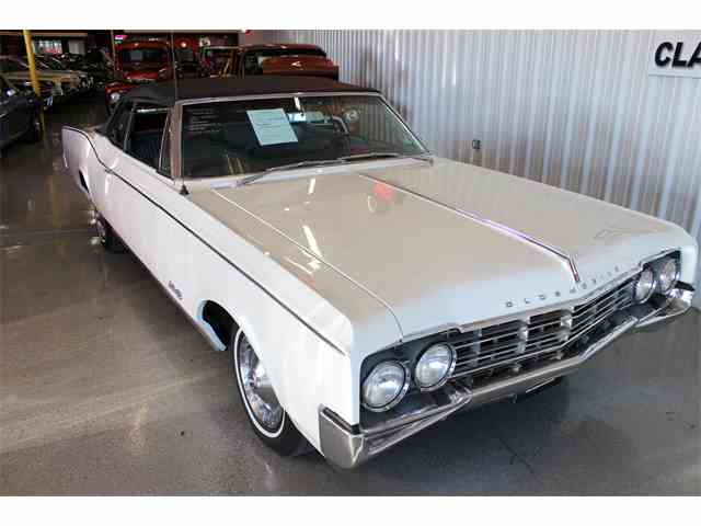 Picture of Classic '65 Oldsmobile Jetstar 88 located in Fort Worth Texas Offered by Triple F Automotive - M946