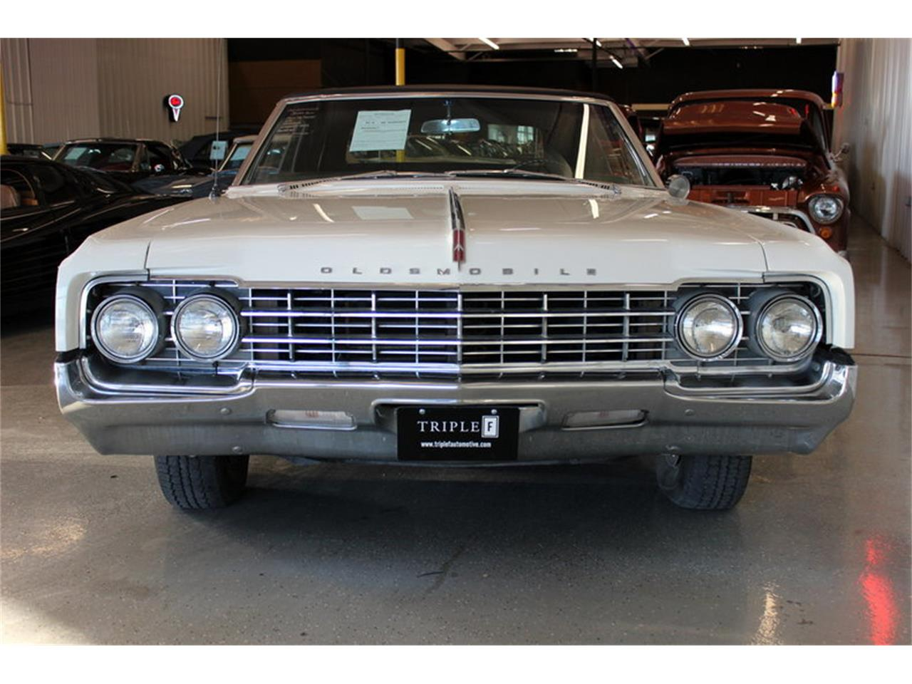 Large Picture of Classic 1965 Oldsmobile Jetstar 88 located in Texas - M946