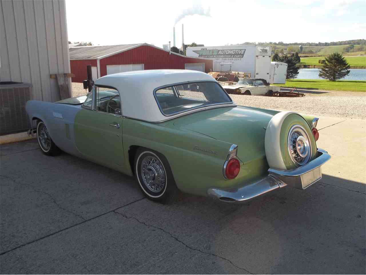Large Picture of '56 Thunderbird - M94S