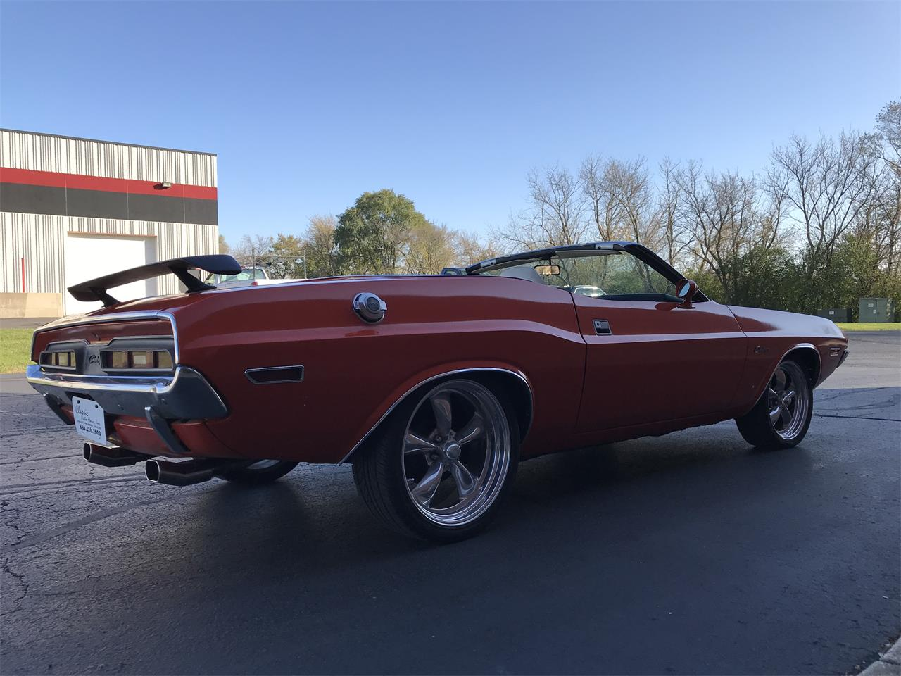 Large Picture of '71 Challenger - M953