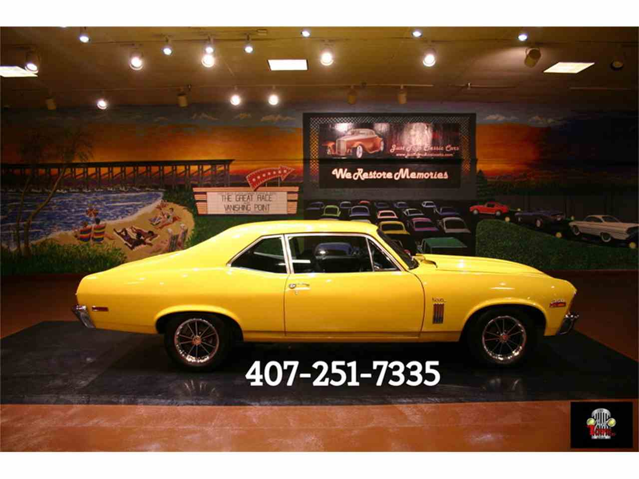 Large Picture of '70 Nova SS - M97I