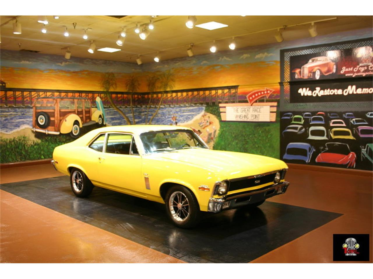 Large Picture of Classic '70 Chevrolet Nova SS - $22,995.00 Offered by Just Toys Classic Cars - M97I