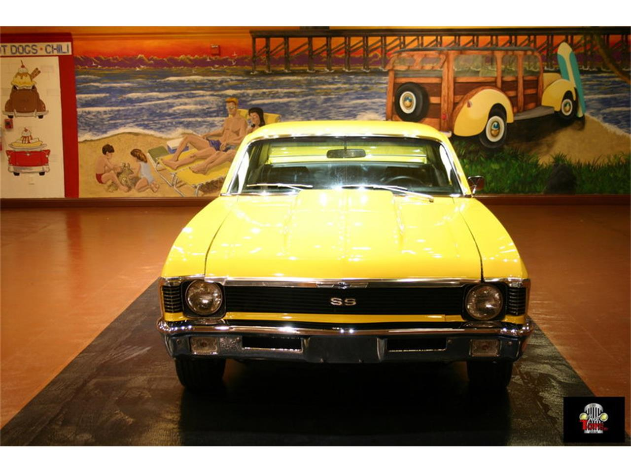 Large Picture of Classic 1970 Nova SS located in Florida - $22,995.00 - M97I