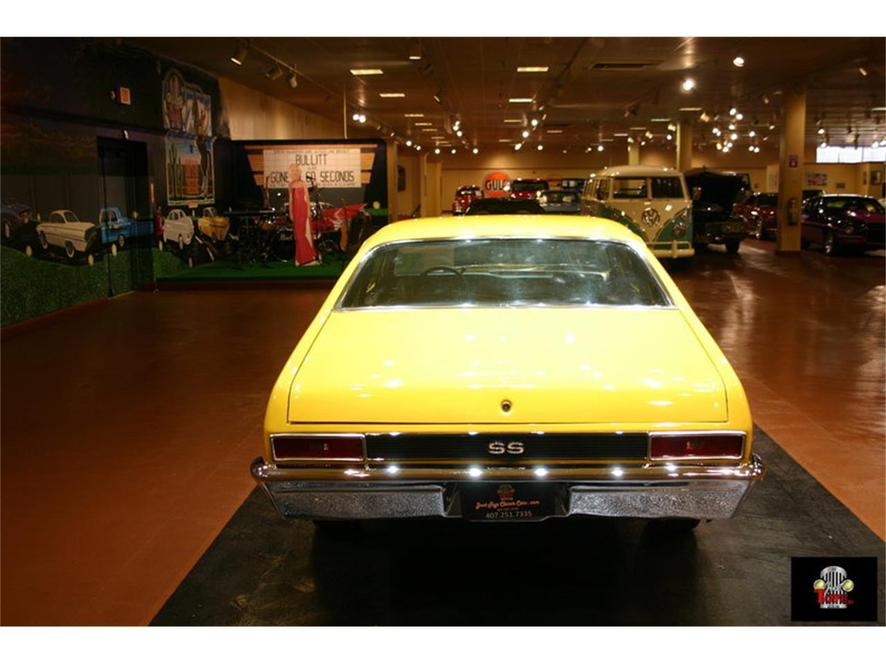 Large Picture of Classic 1970 Chevrolet Nova SS located in Florida Offered by Just Toys Classic Cars - M97I