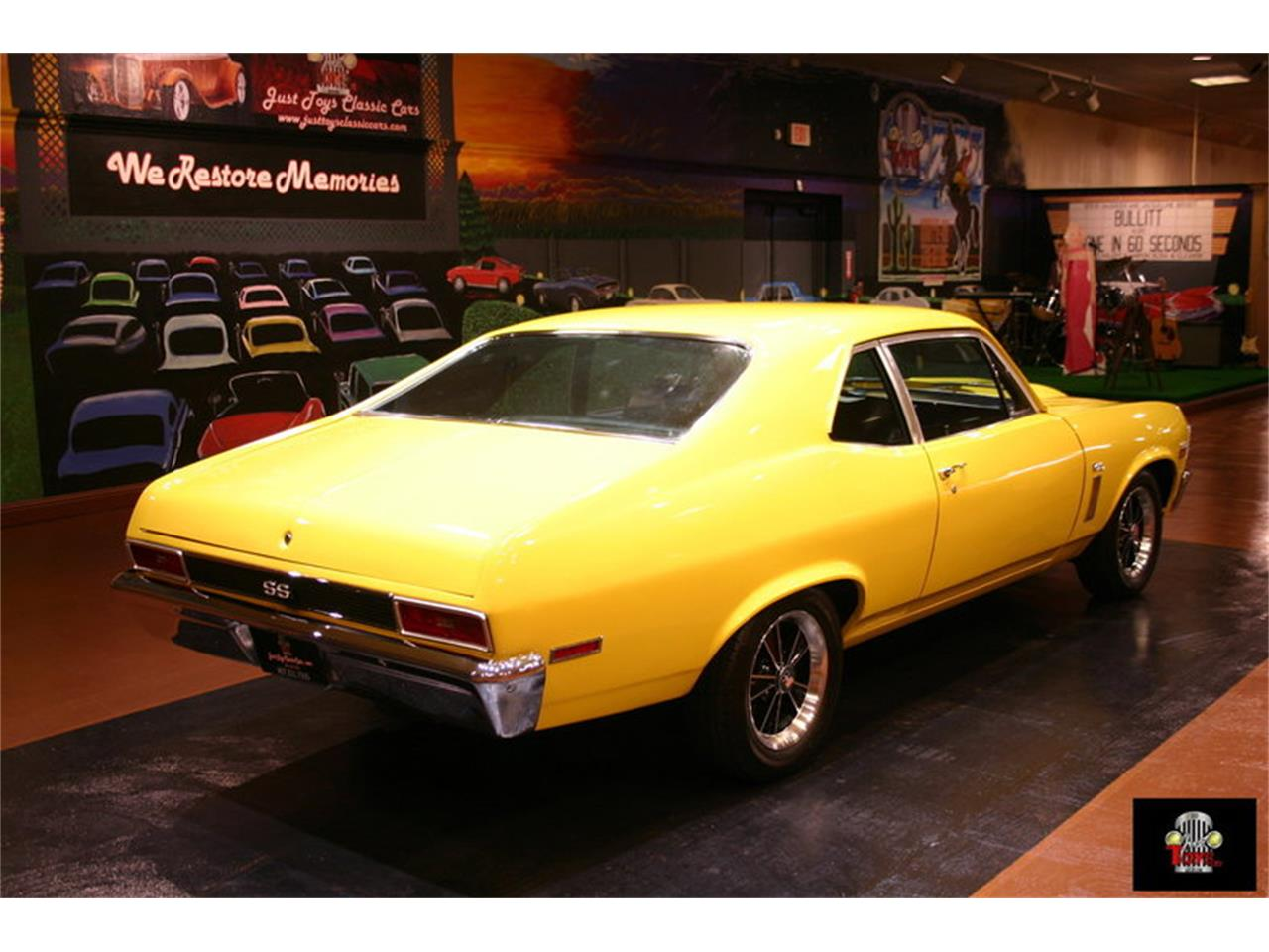 Large Picture of 1970 Chevrolet Nova SS located in Orlando Florida - M97I