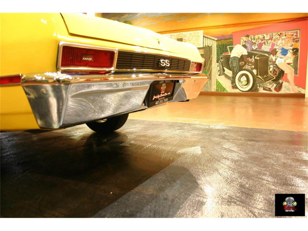 Large Picture of Classic 1970 Chevrolet Nova SS located in Orlando Florida Offered by Just Toys Classic Cars - M97I