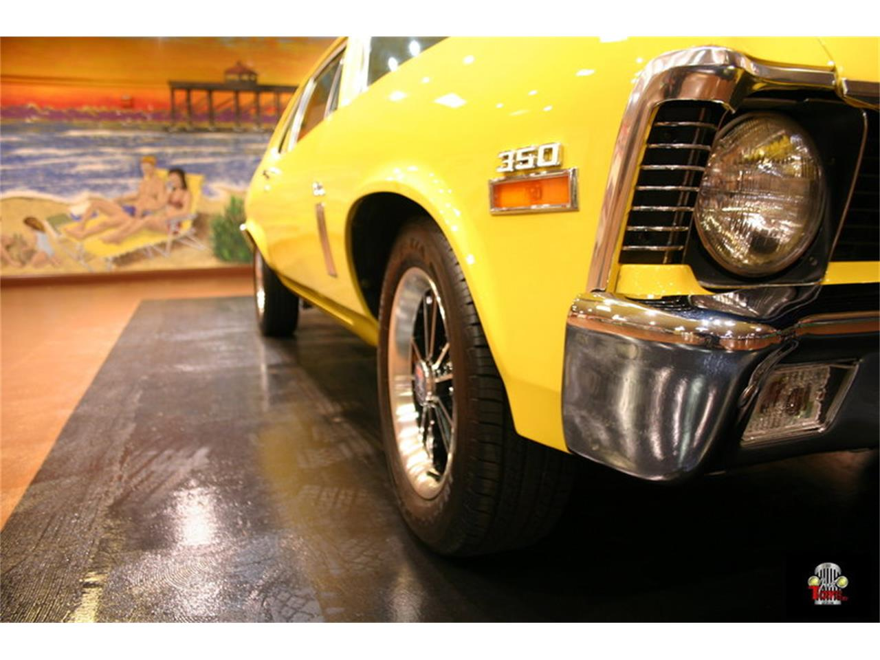 Large Picture of '70 Nova SS Offered by Just Toys Classic Cars - M97I