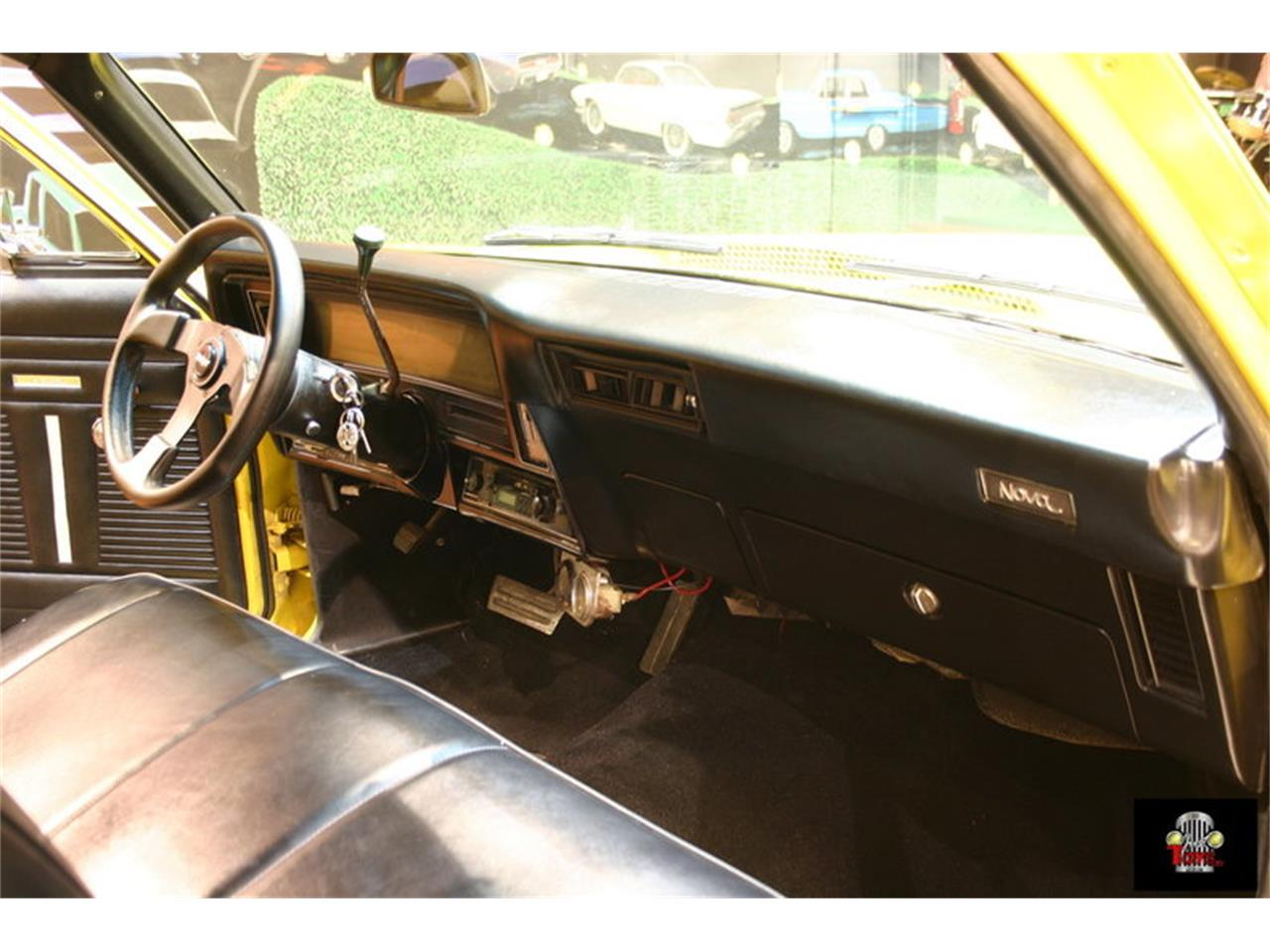 Large Picture of 1970 Chevrolet Nova SS located in Orlando Florida - $22,995.00 - M97I