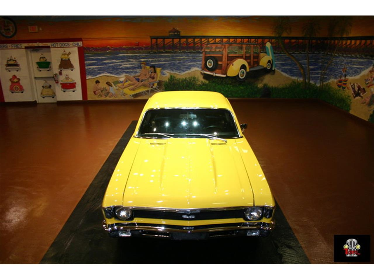 Large Picture of Classic '70 Chevrolet Nova SS located in Florida Offered by Just Toys Classic Cars - M97I