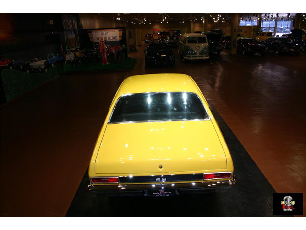 Large Picture of '70 Nova SS located in Florida - $22,995.00 Offered by Just Toys Classic Cars - M97I