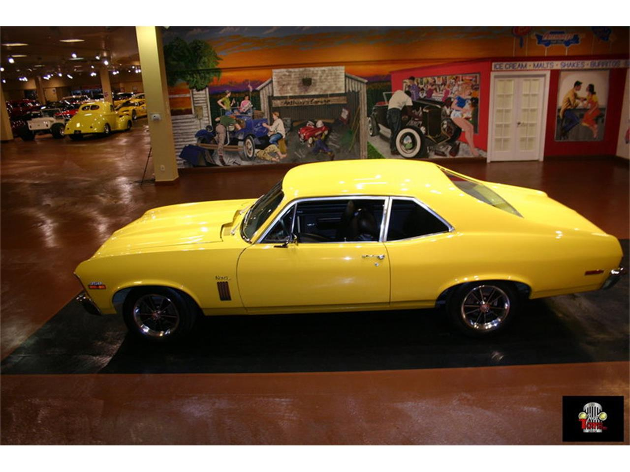 Large Picture of Classic '70 Chevrolet Nova SS located in Orlando Florida - M97I