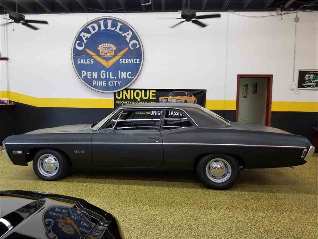 Large Picture of '68 Bel Air - M97W