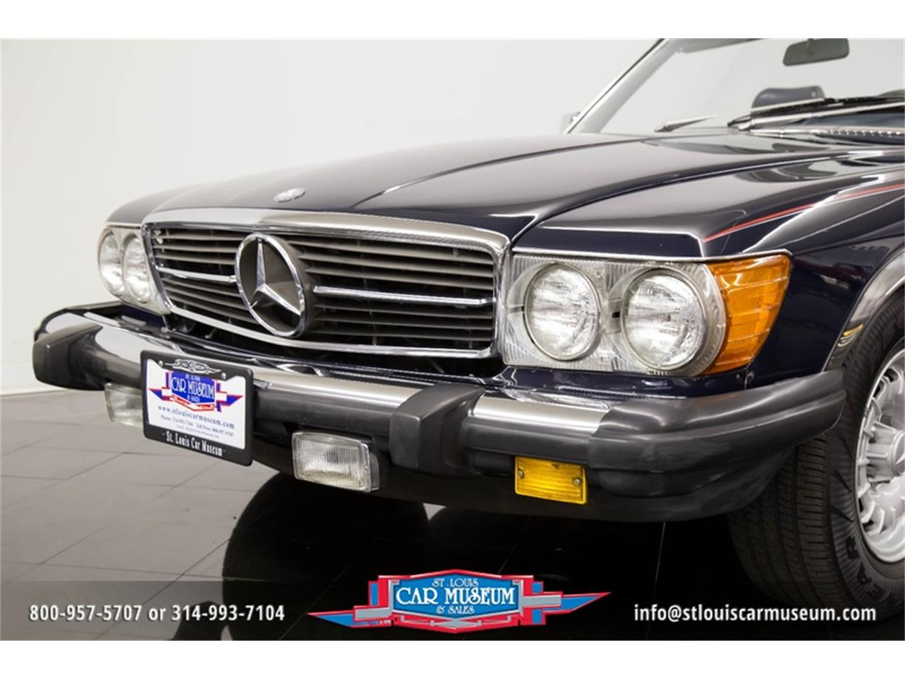 Large Picture of '85 380SL - M97Z