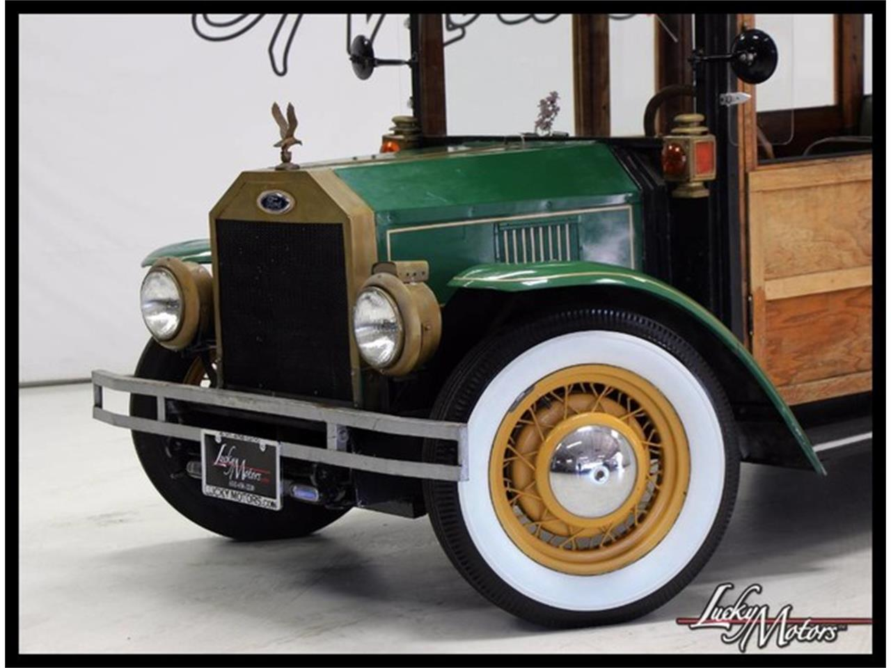 Large Picture of '29 Model A - M983