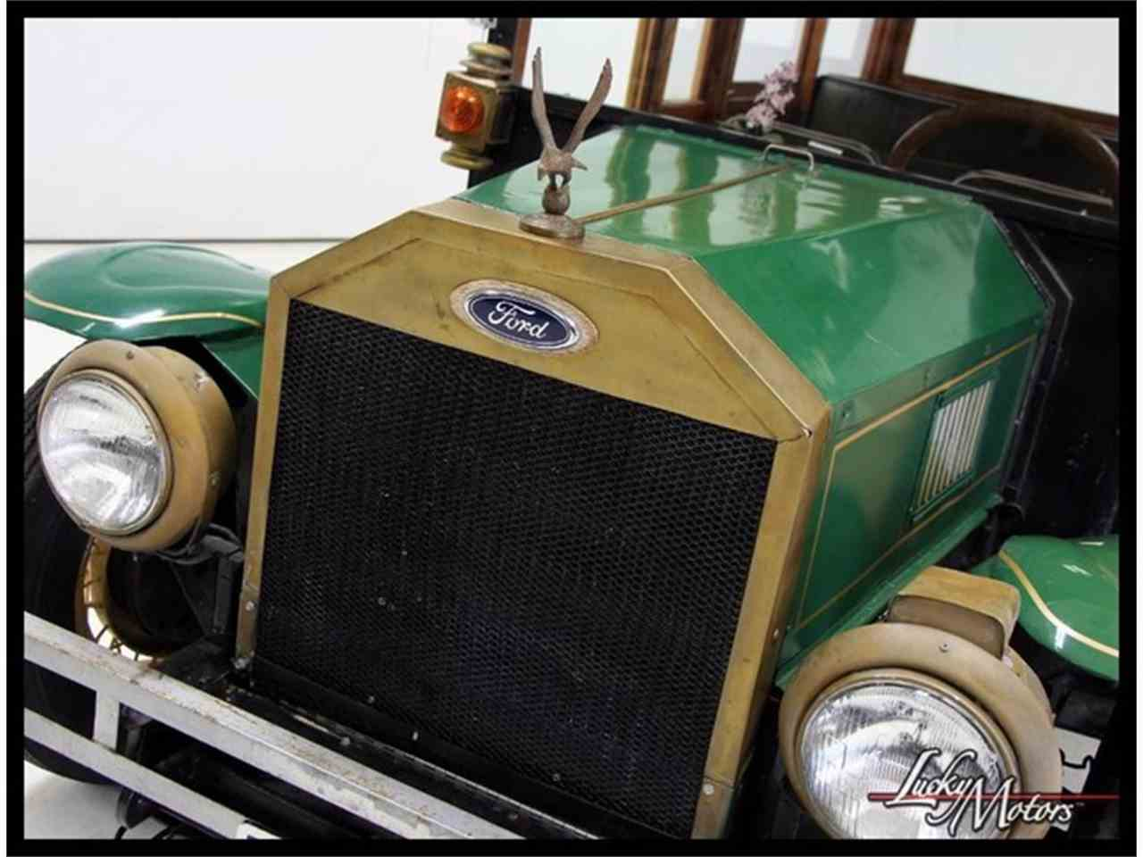 Large Picture of '29 Ford Model A Offered by Lucky Motors Of Villa Park - M983
