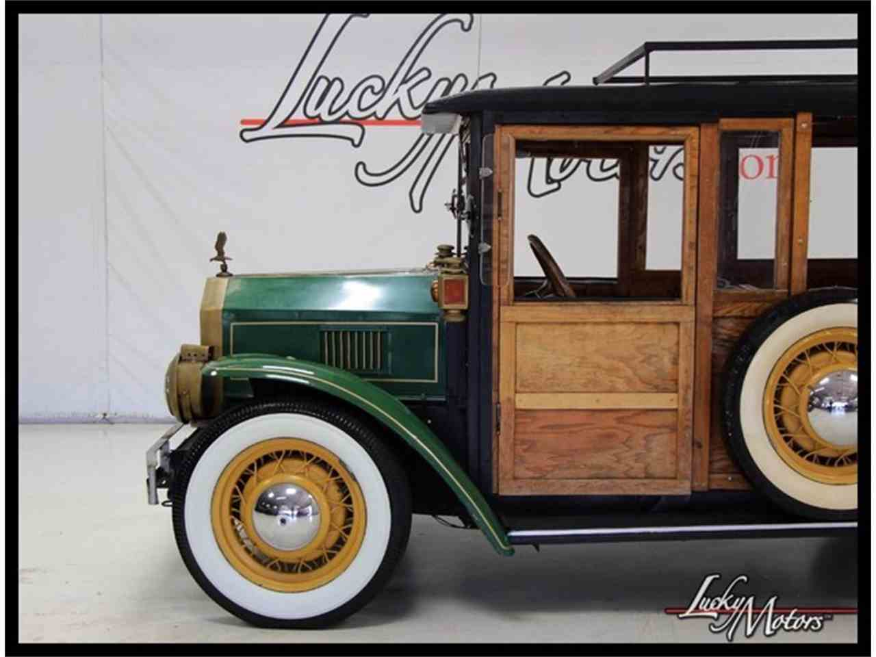 Large Picture of Classic 1929 Model A - M983