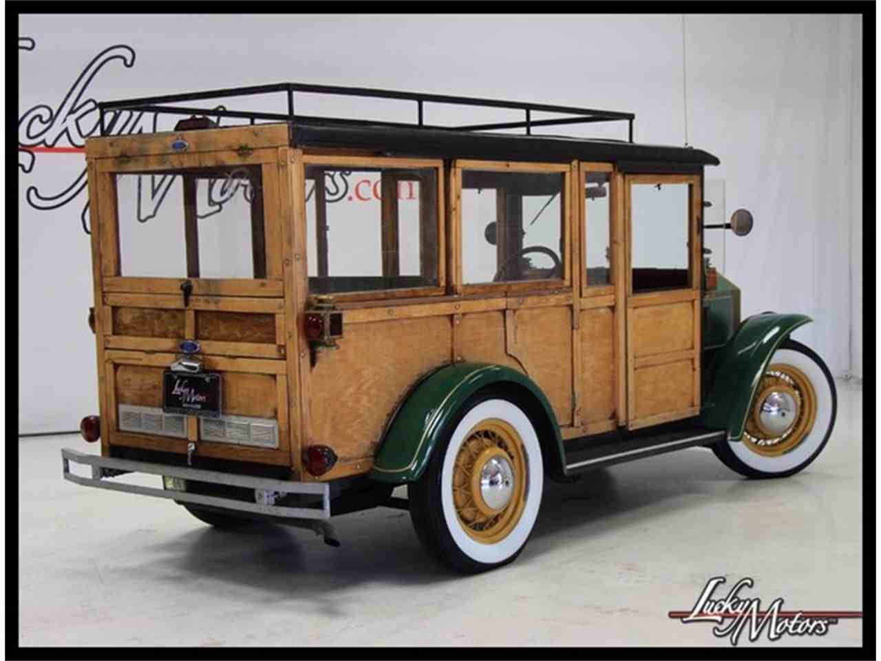 Large Picture of Classic '29 Model A Offered by Lucky Motors Of Villa Park - M983