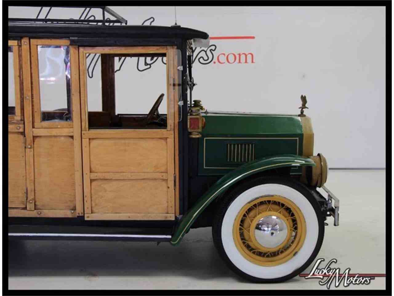 Large Picture of Classic '29 Model A located in Illinois Offered by Lucky Motors Of Villa Park - M983