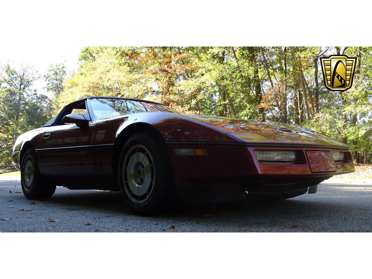 Large Picture of '86 Corvette - M98F