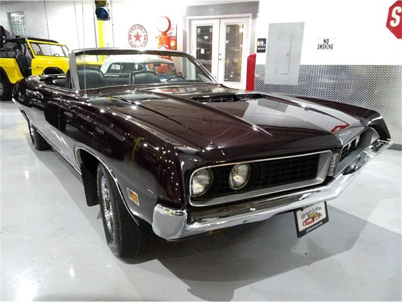 Large Picture of '71 Torino - M995